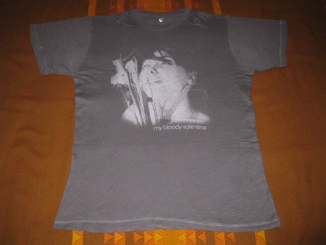 My Bloody Valentine   You Made Me Realise (atp Nbc 2009)   Tshirt
